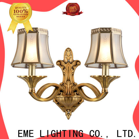 EME LIGHTING unique design decorative sconces top brand for restaurant