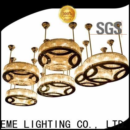 EME LIGHTING round custom chandelier latest design for dining room