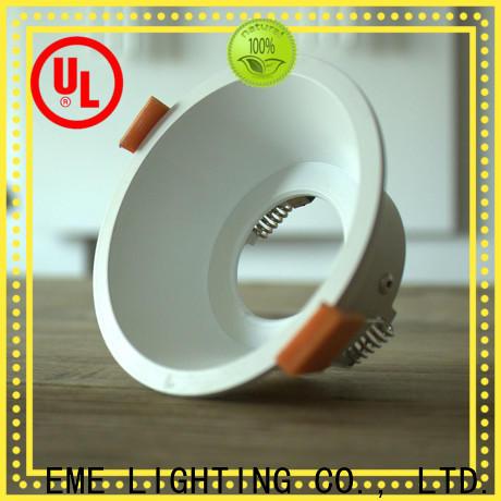 EME LIGHTING decorative white downlights bulk production for hotels