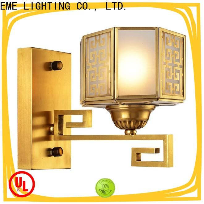 EME LIGHTING america style gold wall sconces top brand for indoor decoration