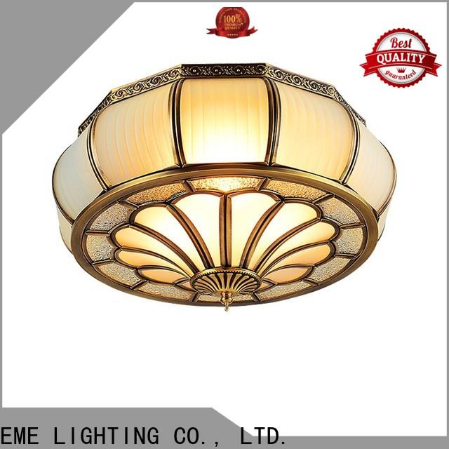 EME LIGHTING luxury suspended ceiling lights round for dining room