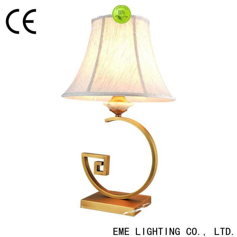 black colored table lamp glass classic for bedroom