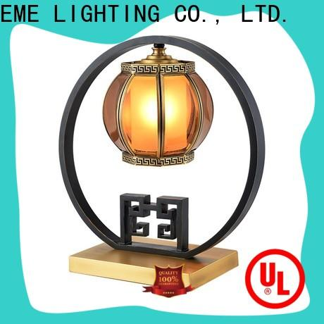 vintage decorative cordless table lamps metal fancy for hotels