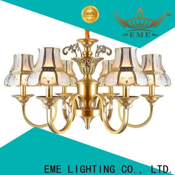 EME LIGHTING large copper lights vintage for home