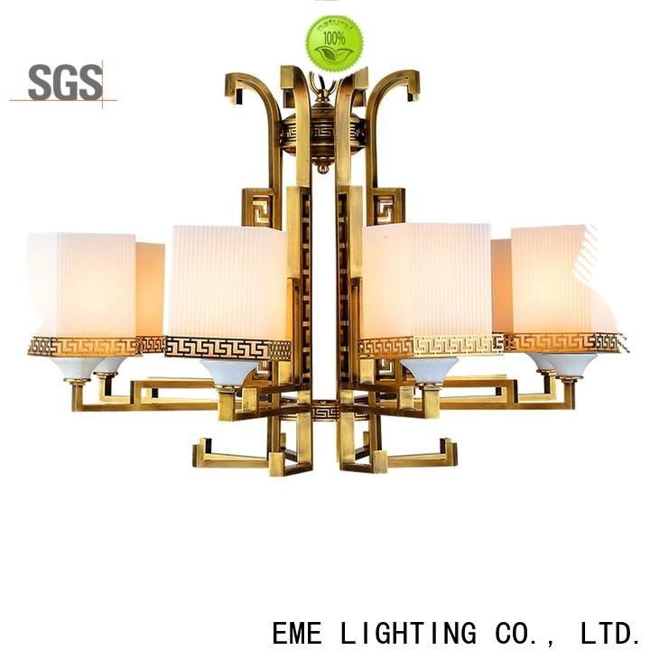 contemporary antique brass chandelier american style unique for dining room