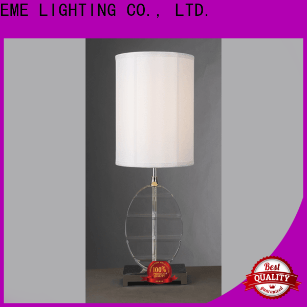 EME LIGHTING contemporary glass table lamps for living room concise for study