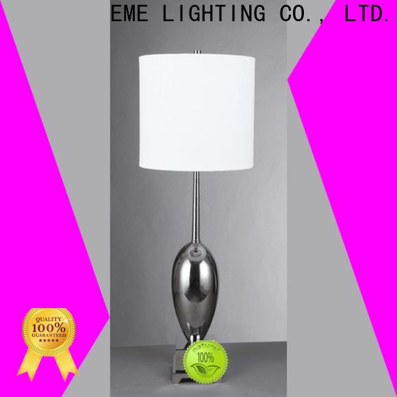EME LIGHTING black decorative cordless table lamps fancy for bedroom