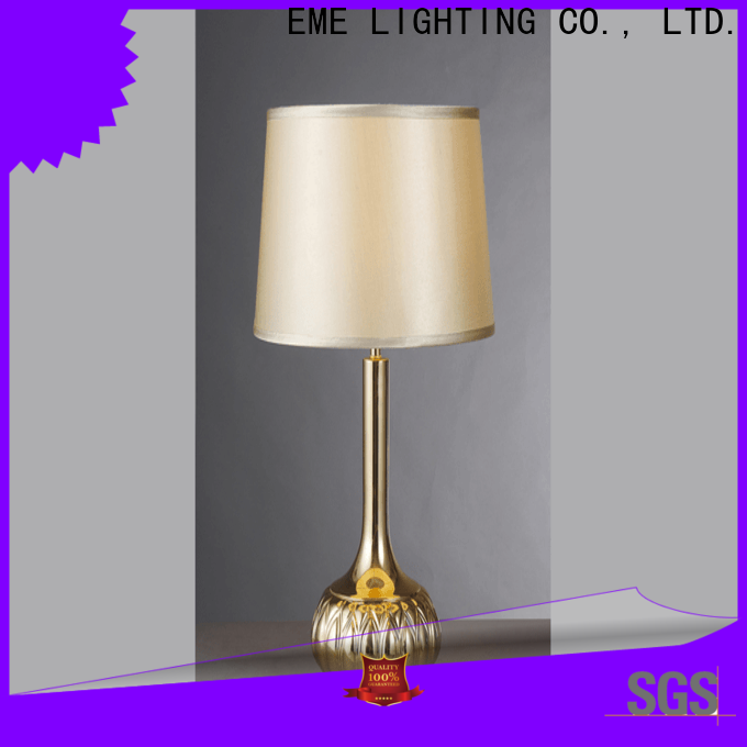 EME LIGHTING black decorative cordless table lamps traditional for restaurant