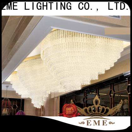 EME LIGHTING traditional large modern chandeliers on-sale for lobby