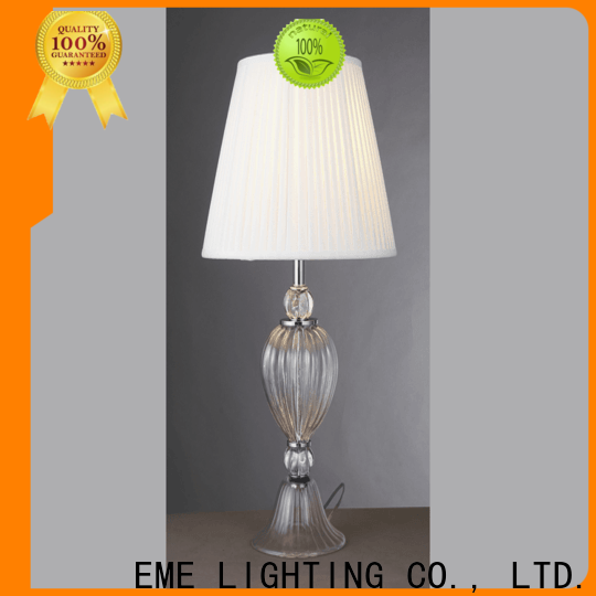 EME LIGHTING gold oriental table lamps Chinese style for restaurant
