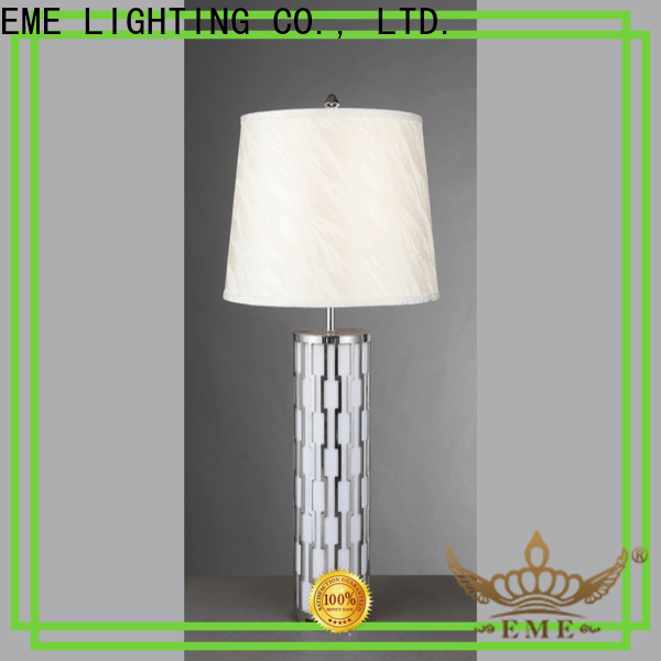 EME LIGHTING gold decorative cordless table lamps colored for restaurant
