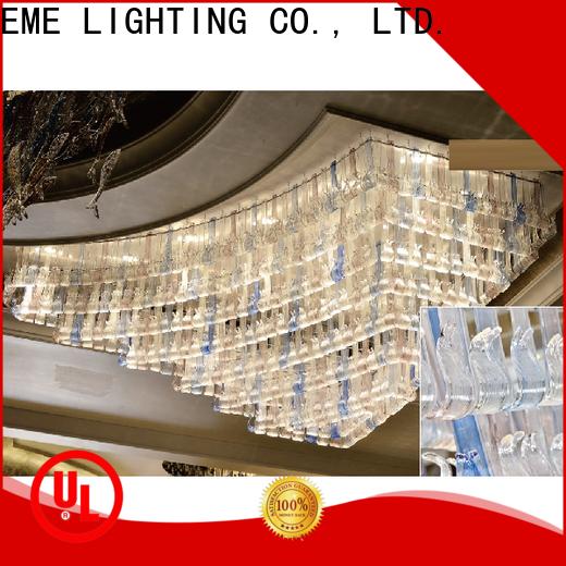 EME LIGHTING unique-design chandelier modern design at discount for lobby