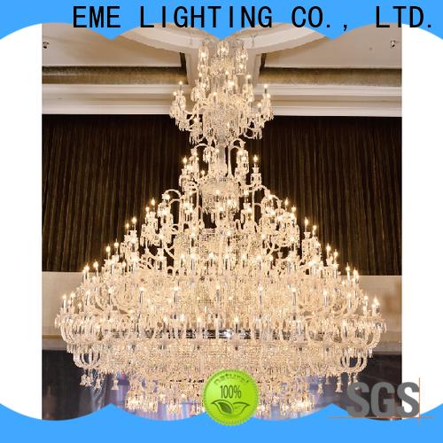 EME LIGHTING round elegant chandelier bulk production for dining room
