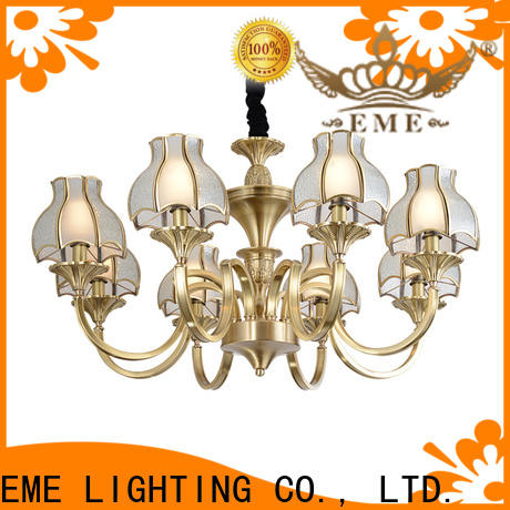 EME LIGHTING decorative chandeliers wholesale vintage for big lobby