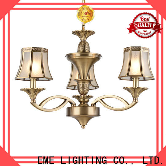 concise restaurant chandeliers copper traditional for home