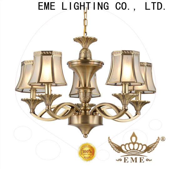 EME LIGHTING american style decorative chandelier residential for dining room