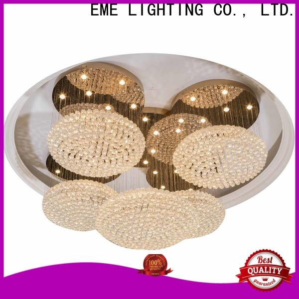 EME LIGHTING customized large hanging chandelier at discount for dining room
