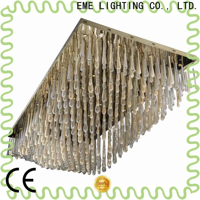 decorative chandelier ceiling light modern at discount for lobby