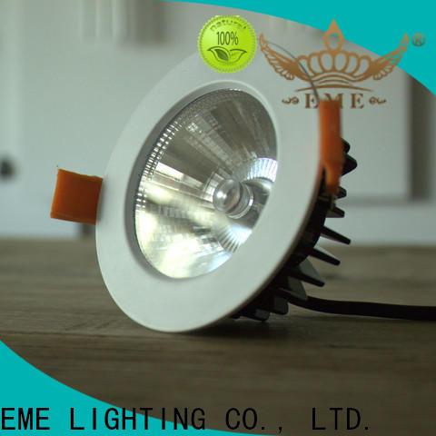 EME LIGHTING decorative bathroom led downlights bulk production for indoor lighting