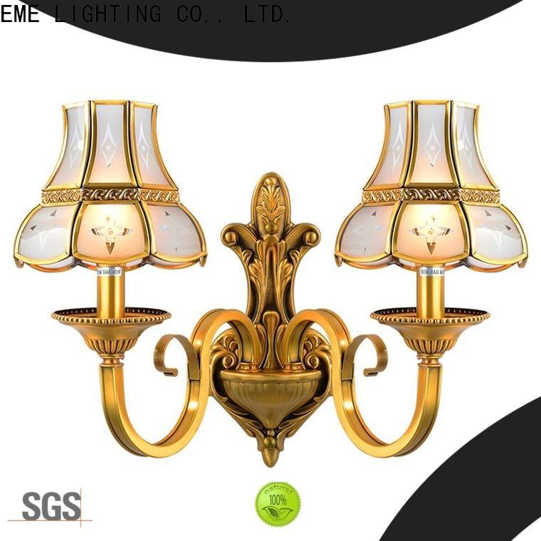 EME LIGHTING copper sconce lights top brand for restaurant