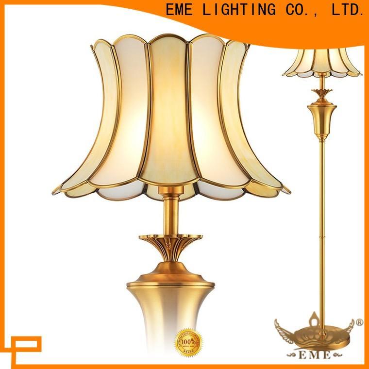 decorative vintage floor lamps square antique for hotels