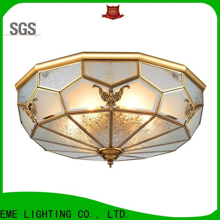 EME LIGHTING high-end crystal ceiling lights residential for dining room
