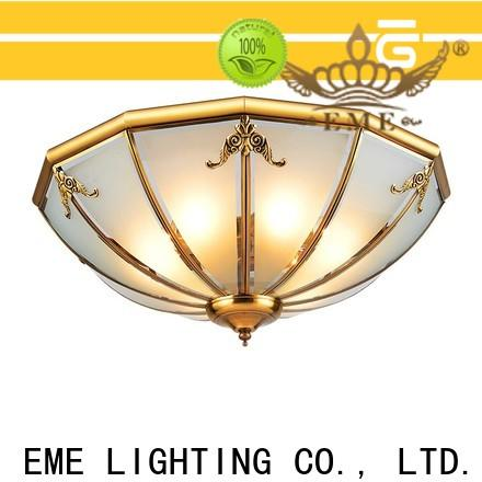 EME LIGHTING classic contemporary ceiling lights round for big lobby