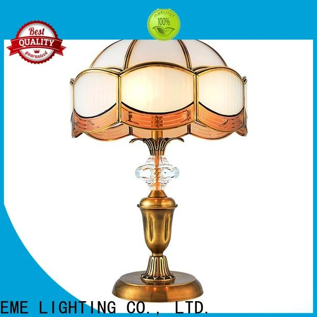 EME LIGHTING decorative western table lamps brass material