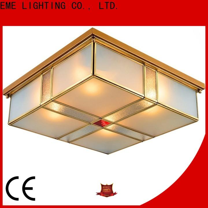EME LIGHTING vintage hanging ceiling lights residential for big lobby