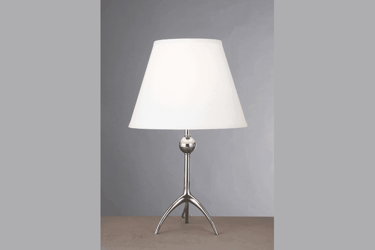 EME LIGHTING European style wood table lamp modern copper material-1