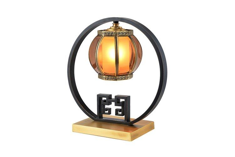 EME LIGHTING decorative chinese style table lamp gold for bedroom-1