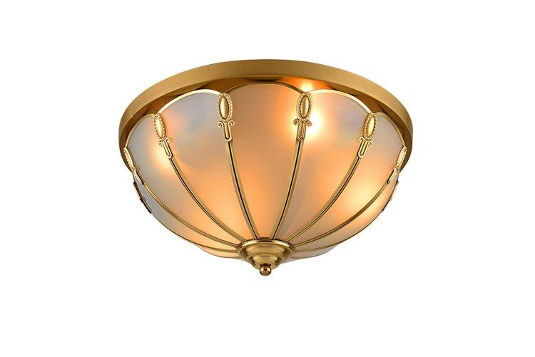 EME LIGHTING high-end brass ceiling lights residential for big lobby-1