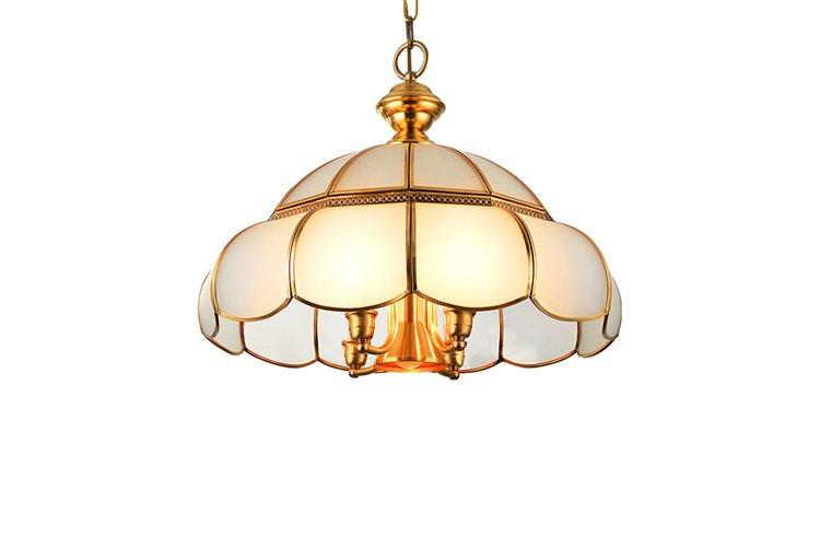 EME LIGHTING decorative bronze crystal chandelier residential-1